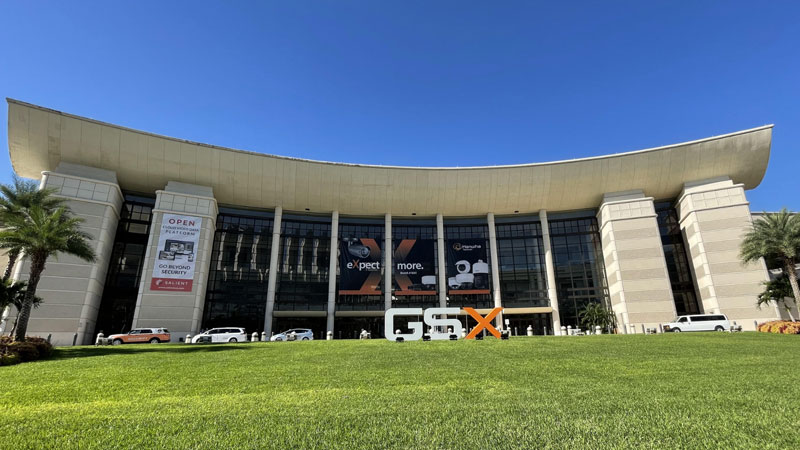 Global Security Exchange (GSX) 2021 was held at the Orange County Convention Center. The event welcomed 7,200 in-person attendees, with officials estimating an economic impact of $18.5 million for the community.