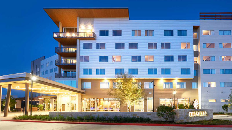] The Stella hotel in Bryan, Texas will be converted into Marriott's Autograph Collection hotels portfolio later this year.